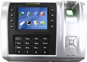 Fingertec Q2i biometric access controll & time attendance terminal