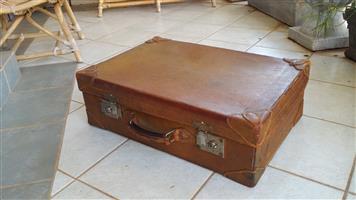 Antique Luggage case