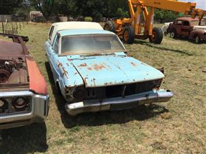 For Sale: 1970 Ford Falcon Utility