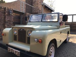 Land Rover Series 2 Replica for Sale