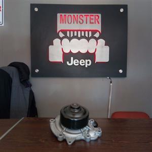 jeep waterpumps