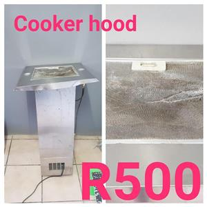Cooker hood for sale