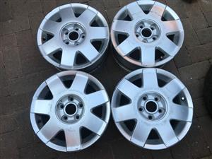 """Polo Mags 14"""" 5x100 PCD"""
