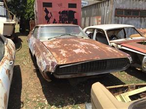 For Sale: 1969 Ford Thunderbird