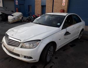 MERCEDES BENZ C180 C63 AMG Code 2 For Rebuild