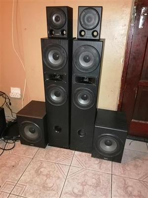 Sound speakers for sale