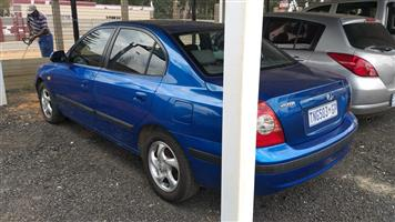 2005 Hyundai Elantra 1.6 GLS