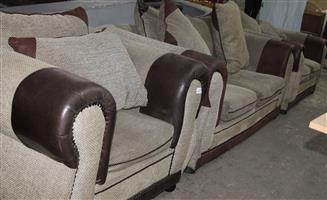 S034493A 3 Piece lounge suite #Rosettenvillepawnshop