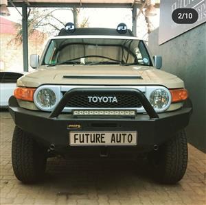 2011 Toyota FJ Cruiser L/CRUISER FJ 4.0 V6 CRUISER