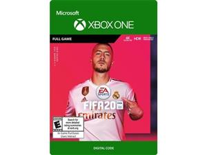 Xbox one fifa 20 game for sale