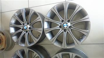 "Bmw 19"" mags  available in Pretoria. Narrow &wides."