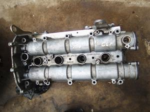 Stripping VW Polo Vivo Cylinder Head For Sale