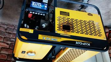 KIPOR 9,5KVA Petrol Generator