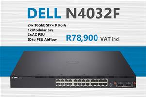 Dell N4032F 24 Port Switch