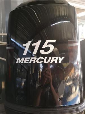 115Hp Mercury Spares