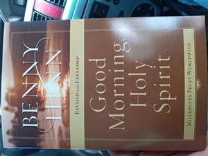 Good morning Holy Spirit (Benny Hinn)
