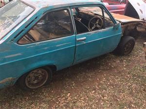 For Sale: 1 x Ford Escort (Blue)