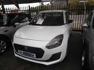 2018 Suzuki Swift hatch 1.2 GL