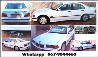 1995 BMW 3 Series sedan 320D A/T (G20)