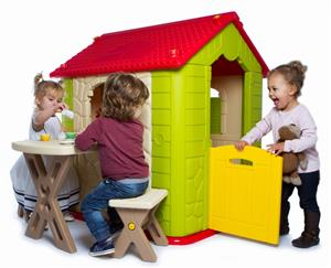 My First Playhouse – Green / Brown