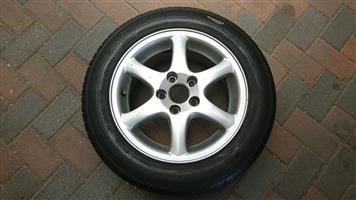 15 Inch Sparewheel For Sale-Pcd-5x108