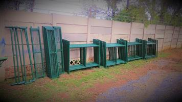 QUALITY SCAFFOLDING H FRAMES, new ONLY R320 PER FRAME