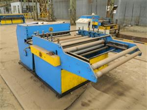 GBMT 3mm x 1250mm Mini Cut to Length Line - ON AUCTION