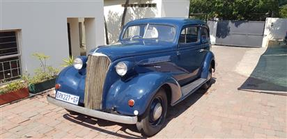 PRICE TO GO - 1937 Chevrolet for sale - A Unique and Highly collectible American Classic car