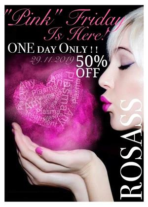 ONE Day ONLY! HUGE HUGE HUGE SAVINGS ON OUR PLASMA SKIN TIGHTENING TREATMENTS!