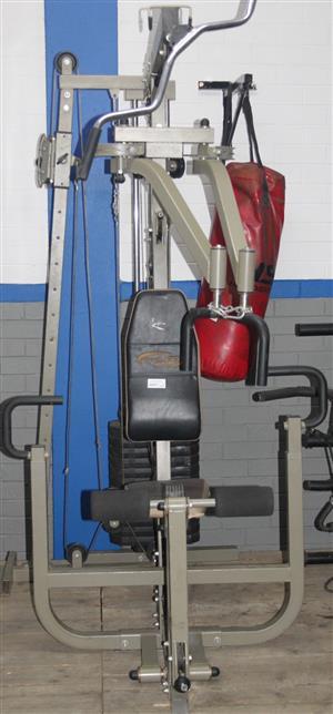 Trojan exercise machine S035614B