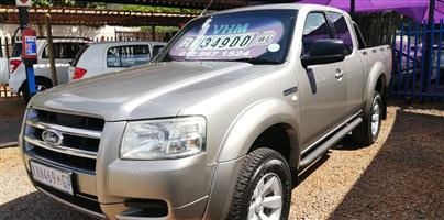 2008 Ford Ranger 3.0TDCi SuperCab Hi trail XLT