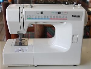 Finesse sewing machine S031109C #Rosettenvillepawnshop