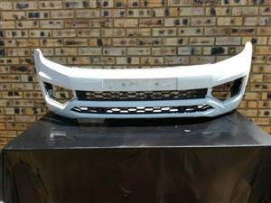 Volkswagen Amarok Facelift Front Bumper