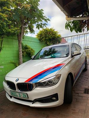2014 BMW 3 Series 320i GT M Sport auto