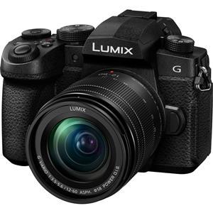 Panasonic G95 with lens