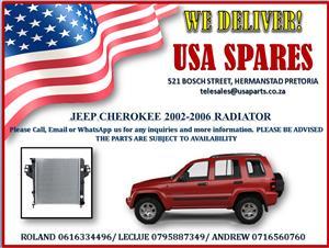JEEP CHEROKEE KJ 2002- 2006 RADIATORS