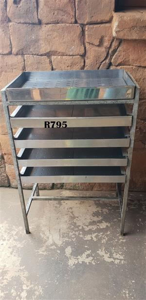 Stainless Steel Catering Racks (800x470x1215)