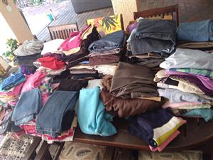 2nd hand cloths for sale