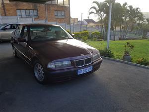 1997 BMW 3 Series sedan 330i M SPORT A/T (G20)