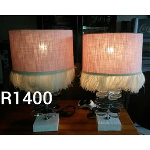 Furry lamps for sale