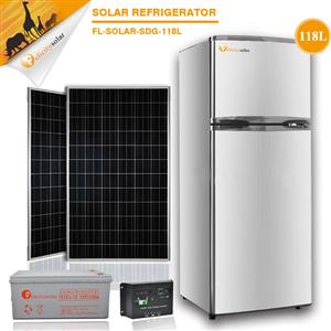 Solar fridges from 270 L