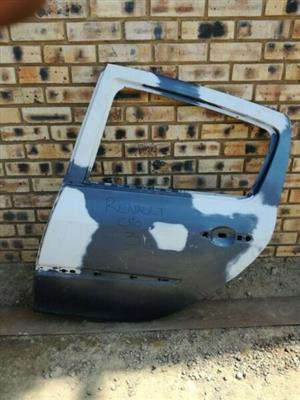 Renault Clio III 3 Left Rear Door  Contact for Price