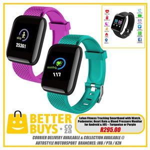 Lefun Fitness Tracking Smartband