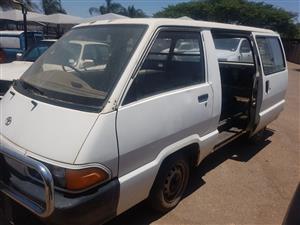 1976 Toyota Hi-Ace 2200 Siyaya