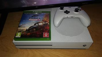 Xbox One 1TB with the lastest Forza