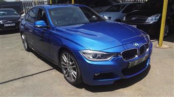2014 BMW 3 Series 320d Edition M Sport Shadow sports auto