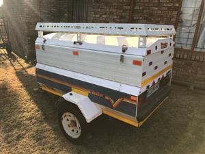 6ft venter trailer