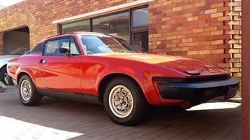 Triumph TR7 Sale or Swop