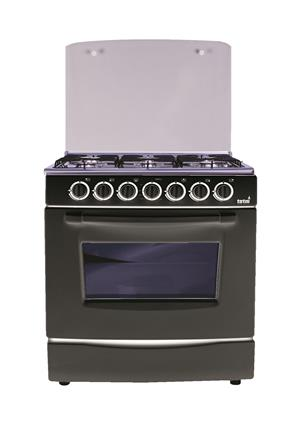 Totai 6 burner gas stove with gas oven - SPECIAL OFFER includes free delivery anywhere in SA.