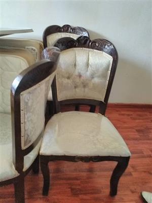 6 Seater Victorian Dinning Room Set